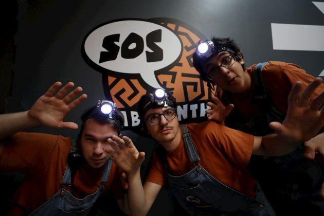 SOS Labyrinthe Montréal Vieux-Port 3